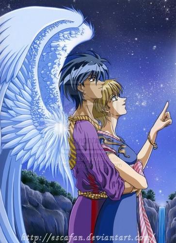 وین and Hitomi