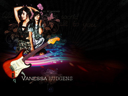VanessaWallpapers! - vanessa-hudgens Wallpaper