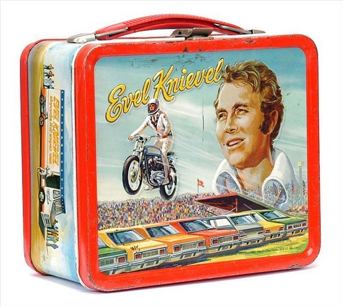Vintage wallpaper called Vintage Lunch Boxes!