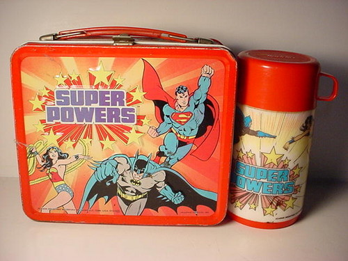 Vintage Lunch Boxes!  - vintage Photo