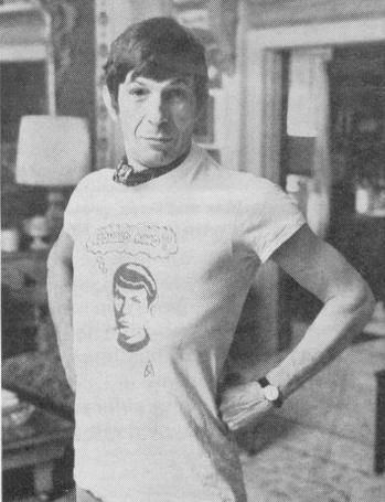 Vintage Nimoy/Spock