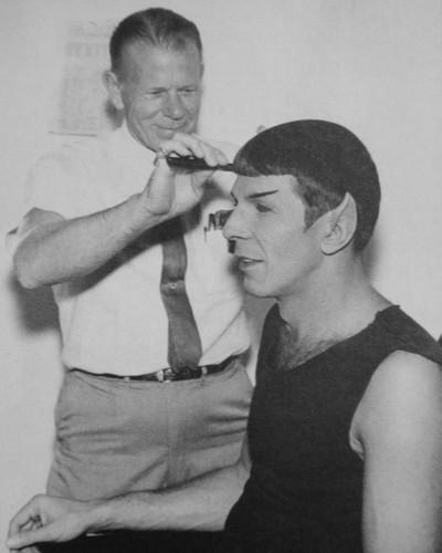 Vintage Spock