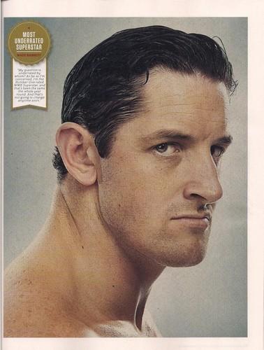 WWE Magazine-January 2012