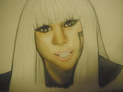 Watercolour Gaga