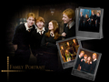 Weasley Family Portrait