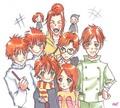 Weasley Family fanart