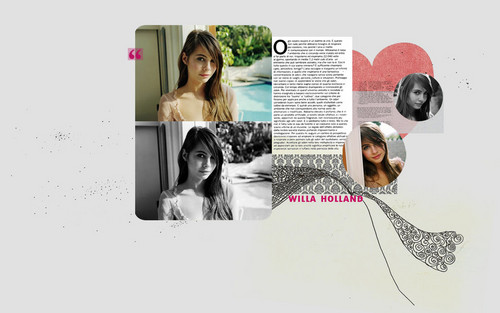WillaWallpapers!