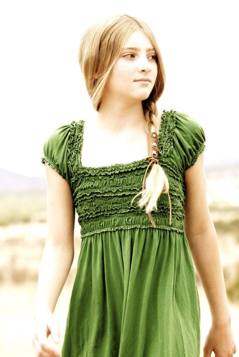 Willow Shields A.KA. Primrose Everdeen - the-hunger-games photo