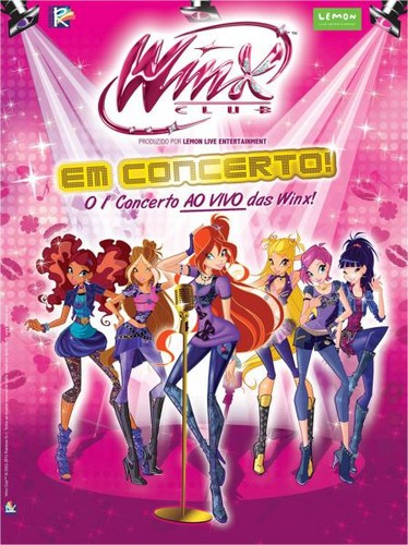 Winx Club In tamasha with new clothes