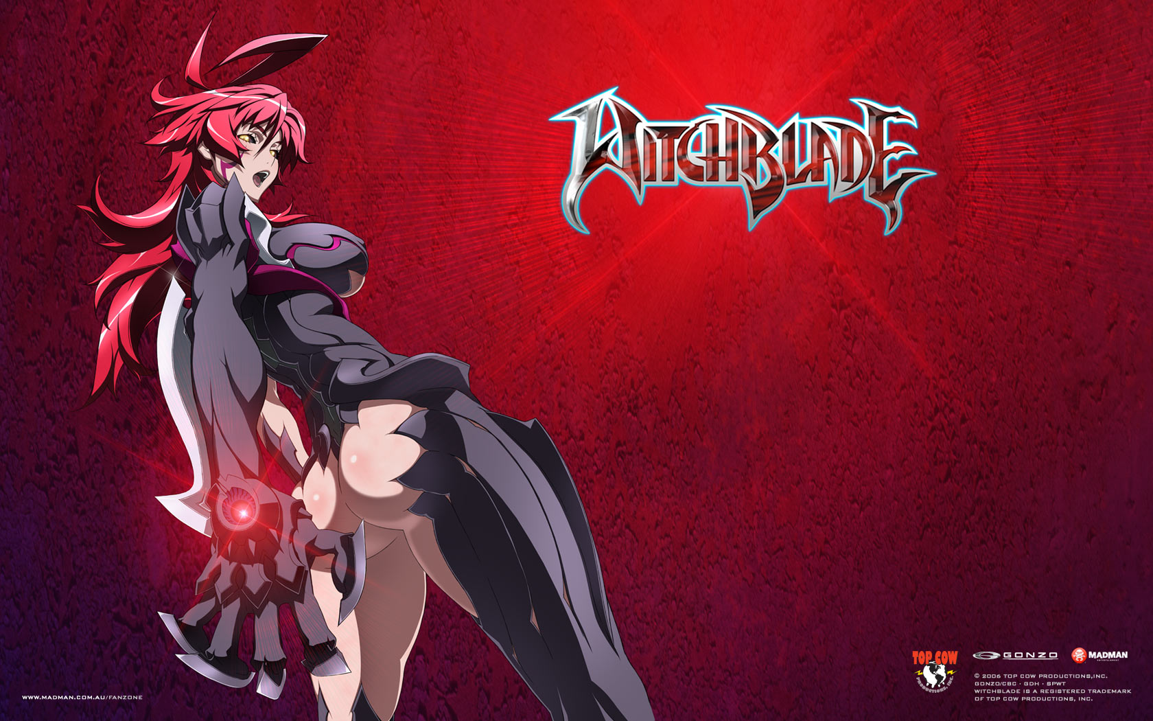 Witchblade Anime Girls