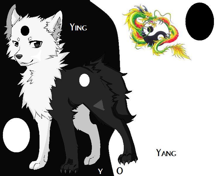 Ying Yang Yo Wolves