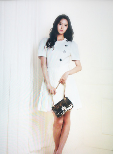 Yoona @ J.Estina 2012 SS Promotion Pictures