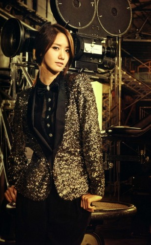 Yoona @ The Boys Japanese Repackage Album Scan