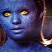 Young Mystique - raven-darkholme-aka-mystique icon