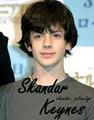 Young Skandar <3