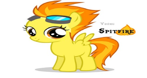 Young SpitFire