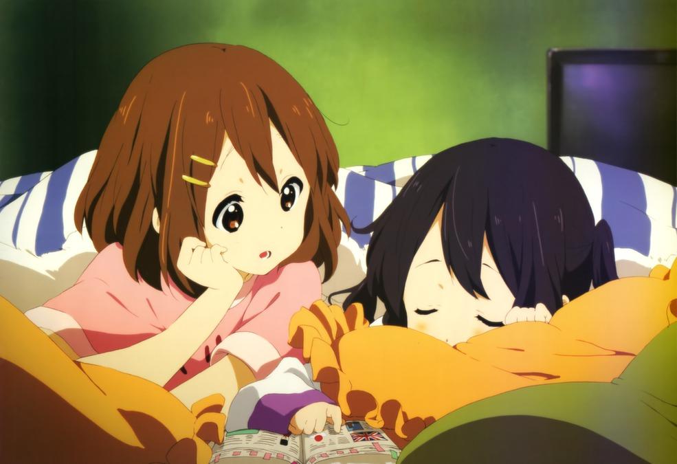Yui & Azusa