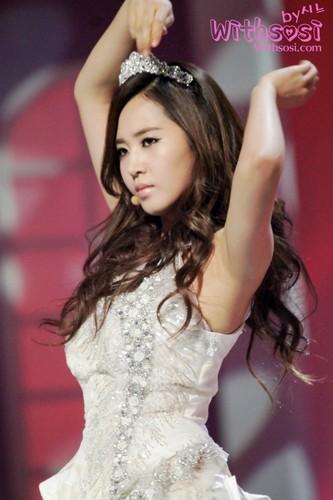Yuri @ KBS Gayo Daejun Song Festival