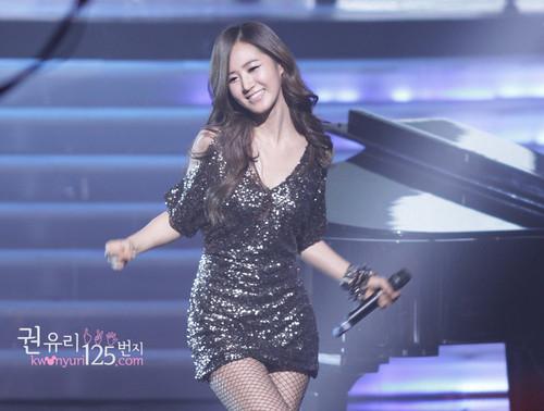 Yuri @ MBC クリスマス Special