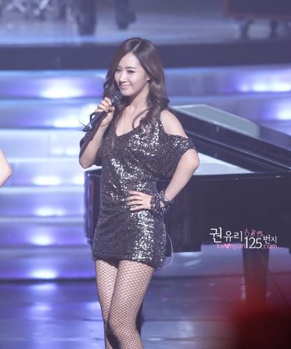 Yuri @ MBC 크리스마스 Special