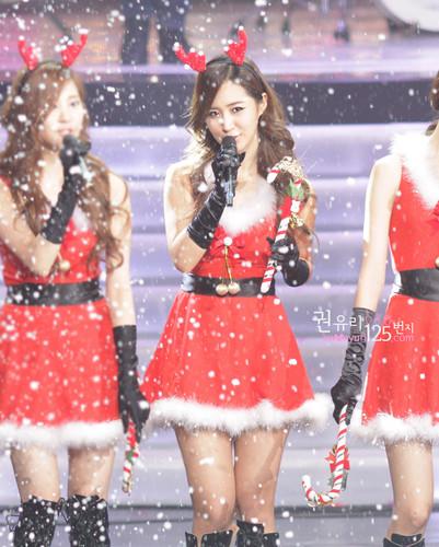 Yuri @ MBC krisimasi Special