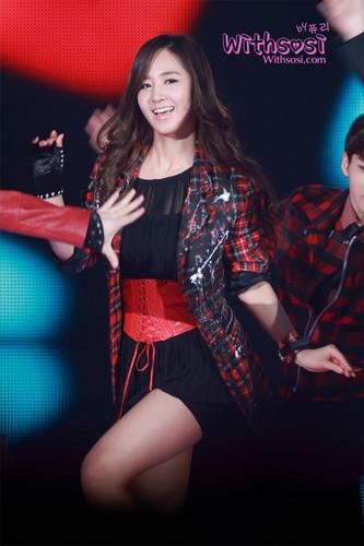 Yuri @ SBS Gayo Daejun