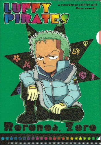 One Piece fond d'écran containing animé titled Zoro chibi