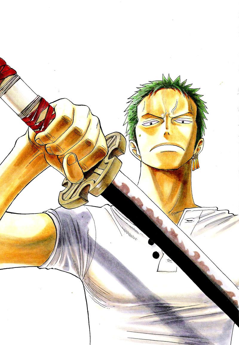 Zoro - One Piece Photo (27977619) - Fanpop