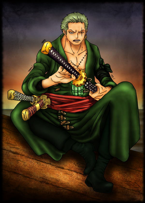 One Piece Images Zoro Hd Wallpaper And Background Photos 27977630