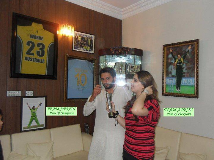 Shahid Afridi Photo (27915229)