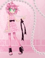 amy pink pearl - amy-rose photo