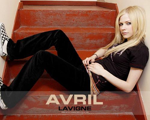 avril lavigne দেওয়ালপত্র