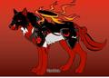 demon loup king