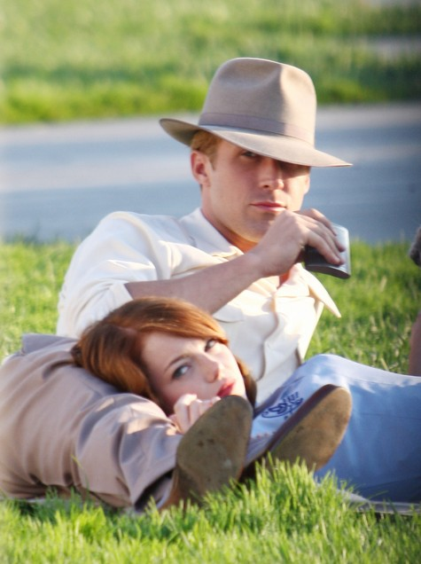 Emma Stone and Ryan Gosling images emma and ryan 4ever ... Emma Stone And Ryan Gosling