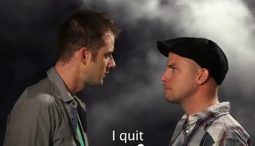 Epic Rap Battles of History wallpaper possibly containing a fedora and a boater called erb