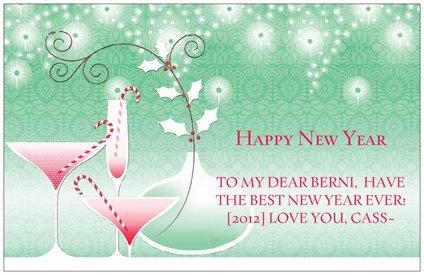 for dear berni~