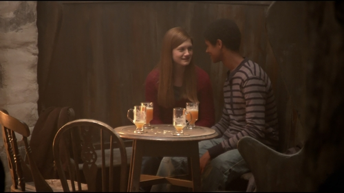 ginny and Dean