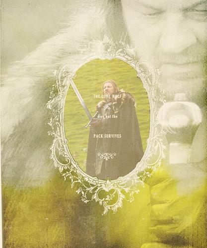 """Eddard """"Ned"""" Stark"""