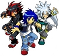 human sonic shadow and silver - sonic-shadow-and-silver photo