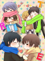junjou - junjou-romantica fan art