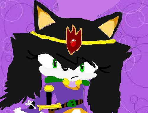 lady morgana as blaze