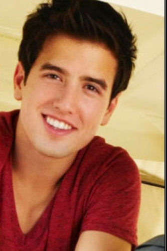 Logan Henderson wallpaper possibly containing a portrait called logan h