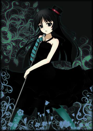 mio black dress!!