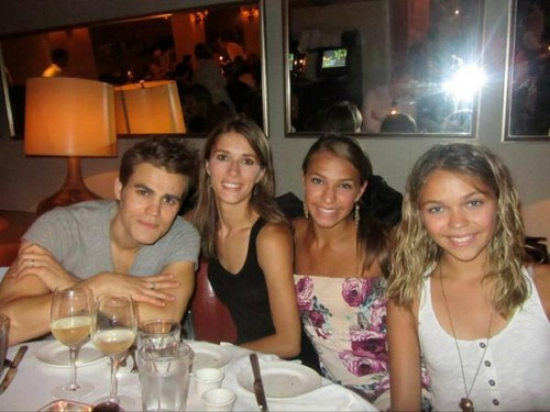 paul and siblings