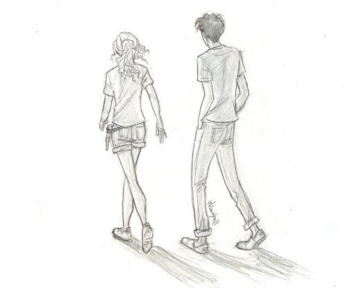 percabeth - The Heroes...