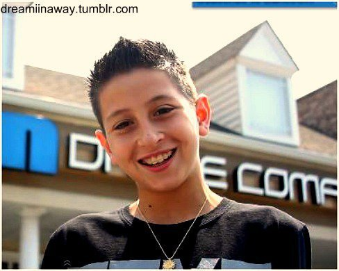smile its mikey