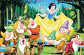 snow white and dwarfs