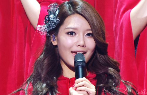 sooyoung SNSD Рождество Fairy Tale Captures