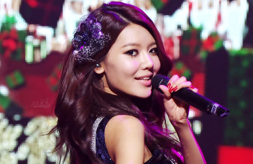 sooyoung SNSD Christmas Fairy Tale Captures