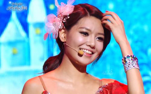 sooyoung SNSD Krismas Fairy Tale Captures